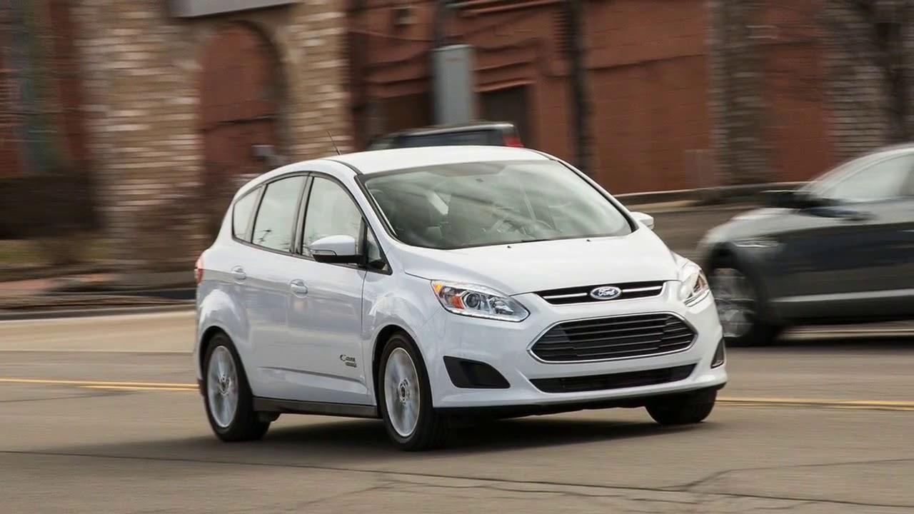Reviews 2017 Ford C Max Energi Plug In Hybrid