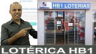 LOTERICA HB1 EM OURO VERDE DO OESTE   PORTAL COMO JOGAR NAS LOTERIAS CLEBER CAMPOS