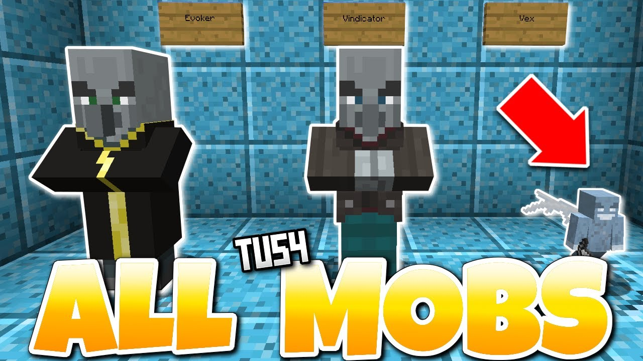 Minecraft TU12 All New Mobs! How To Tame Parrots & Llamas PS12, Xbox One &  Switch