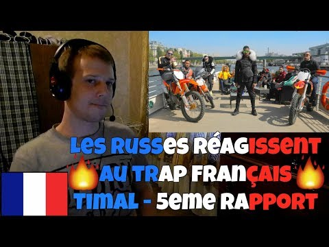 RUSSIANS REACT TO FRENCH TRAP | Timal - 5eme Rapport | REACTION TO FRENCH TRAP