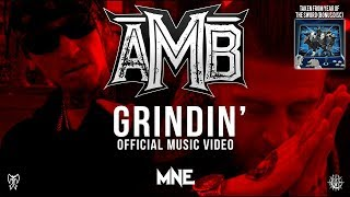 AMB - Grindin' Official Music Video (Axe Murder Boyz - Twiztid Presents Year of the Sword)