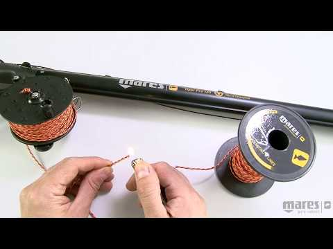 How to assemble your Mares sling gun line
