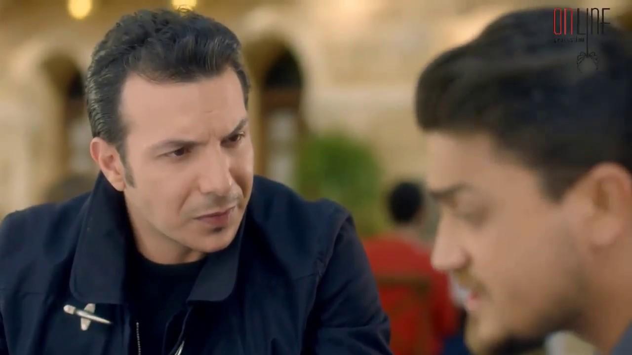 بلال ينصح رجا بخصوص علاقته مع لين باسل خياط نادين الراسي