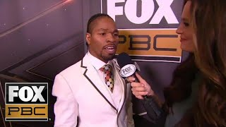 Shawn Porter says he'll see Keith Thurman soon | INTERVIEW | PBC ON FOX