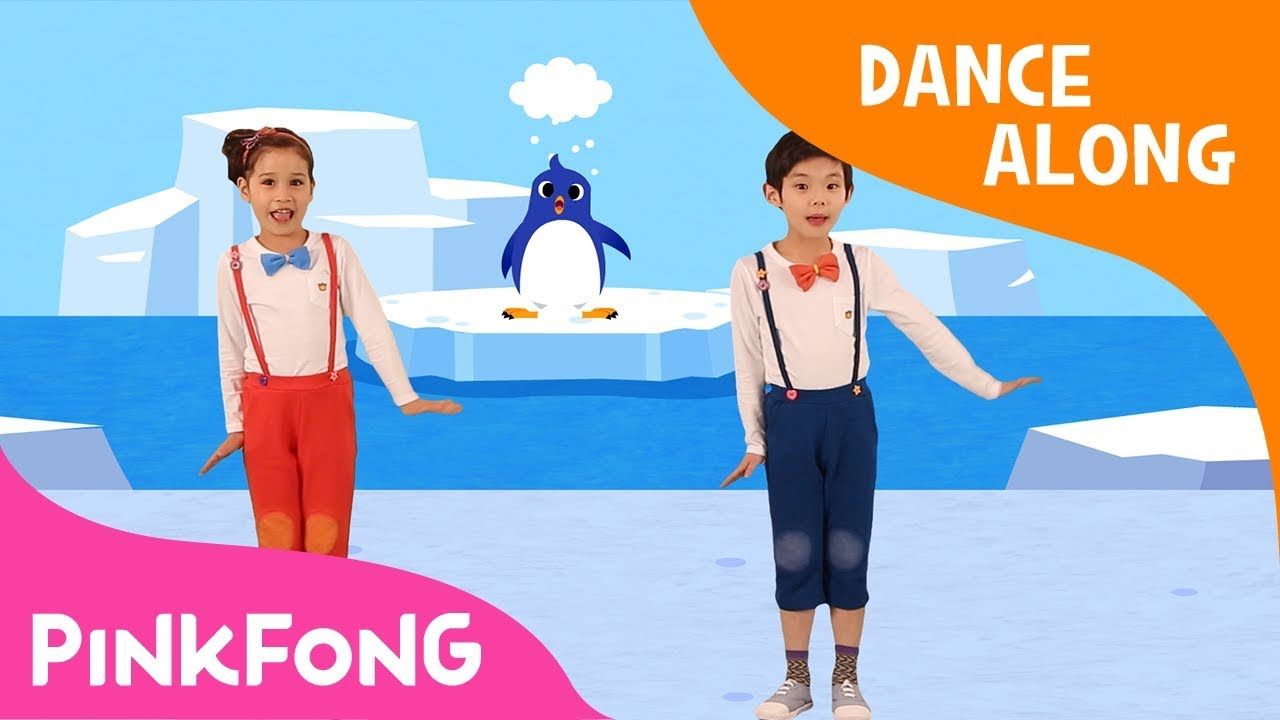 The Penguin Dance | Dance Along | Pinkfong Songs for Children
