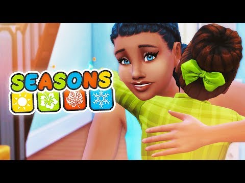 KIDS BULLYING THEIR MOM ??? 👊🏼😖 // The Sims 4: Seasons #5 |