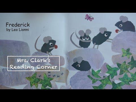Frederick - Caldecott & 100 Best Children's Books