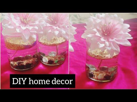 DIY home decor idea   #homedecor#diy#easytomake