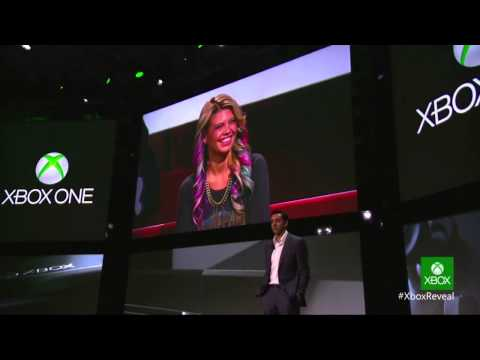 New Xbox One Revealed Controller, Games, Kinect)