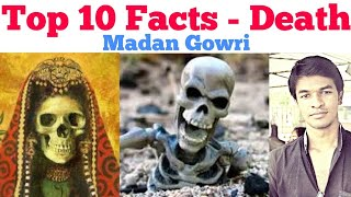 Top 10 Facts about DEATH | Tamil | Madan Gowri | MG