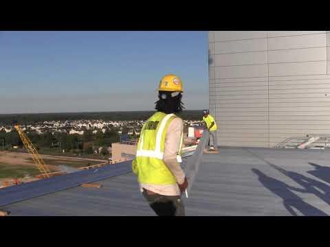 Heliport Aluminum Install Video