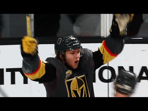 William Karlsson records first hat trick in Vegas Golden Knights history