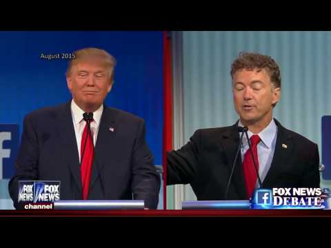 Rand Paul on Donald Trump's Impressive Cabinet Choices