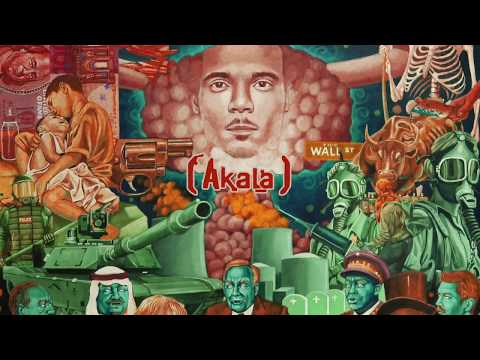 Akala -  Another Reason (lyric video)
