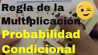 Matemática Básica - Evento Dependiente Regla de la Multiplicación