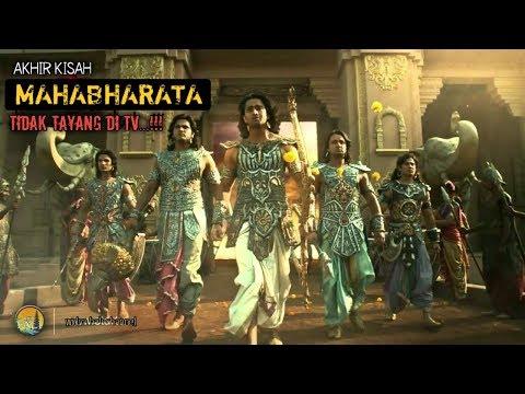 AKHIR KISAH MAHABHARATA YANG TIDAK TAYANG DI TV (perjalanan Panca Pandawa Menuju Suargaloka)