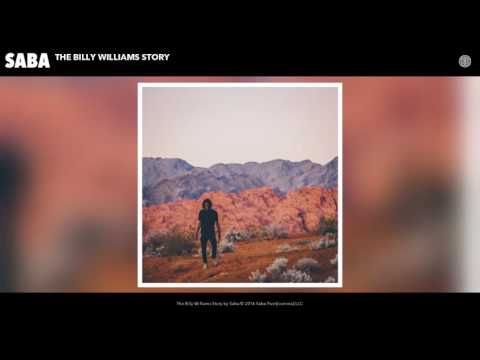 Saba - The Billy Williams Story (Audio)