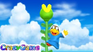 Mario Party 9 Step It Up #59 (Free for All Minigames)