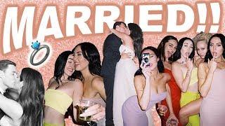 MY BEST FRIEND GOT MARRIED!!! ★ sydney carlson