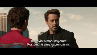 """""""ÖRÜMCEK-ADAM: EVE DÖNÜŞ"""" Türkçe Altyazılı Resmi Fragman"""