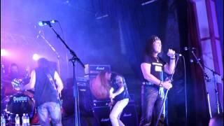 """Dave Evans """"Rock 'n' Roll Singer"""" live at S.O.S. fest 2013."""