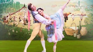 La Fille mal gardée trailer (The Wayward Daughter) | The Royal Ballet