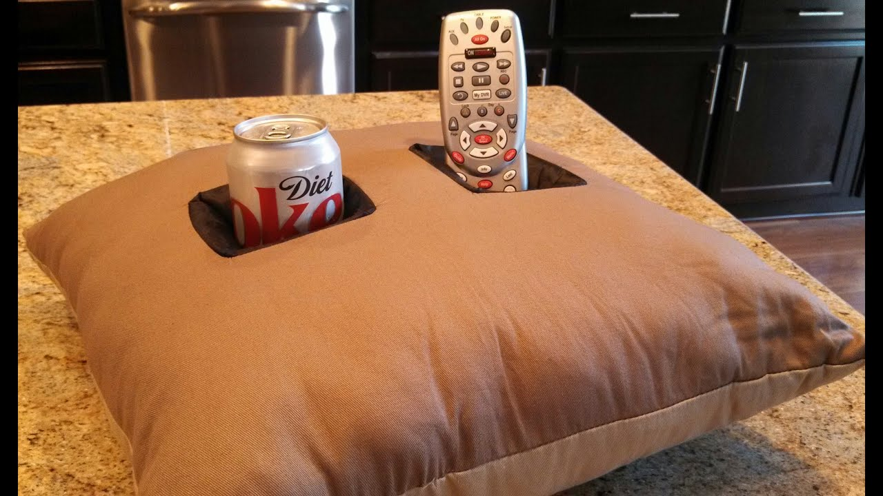 Man Cave Pillows : My coke rewards cashing in man cave pillow youtube