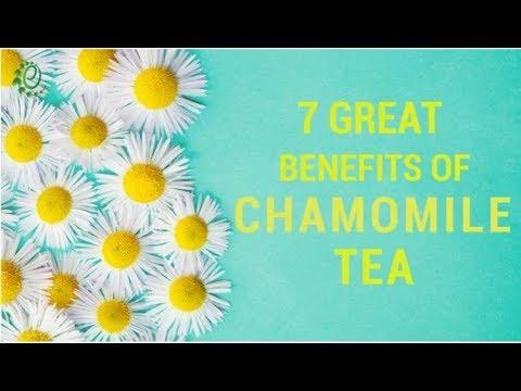 7 Amazing Health Benefits Of Chamomile Tea | Organic Facts