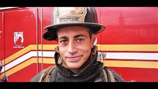 Baz's Extreme world: The New York Fire Department : Squad 41 | Documentary