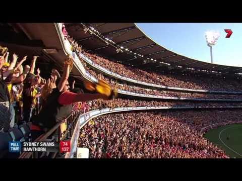 The Final Siren: AFL 2014 Grand Final, Sydney v Hawthorn