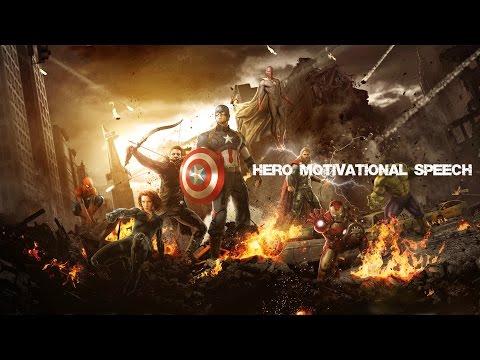 Avengers Tribute | Hero | Motivational Speech