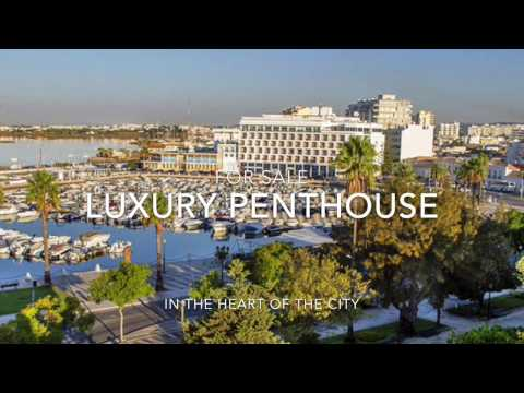 Luxury Penthouse for sale in the Algarve