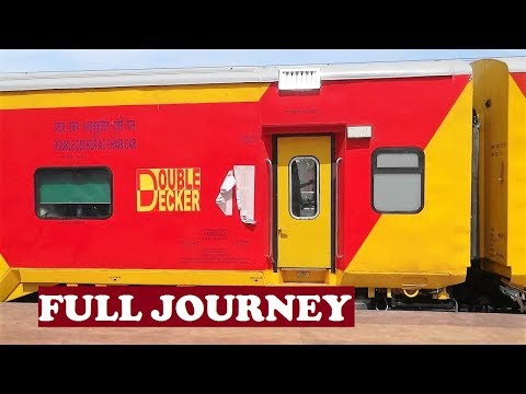 Chennai Bangalore Double Decker Full Journey