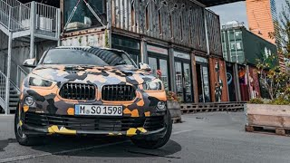 THE 2018 BMW X2..........Official..