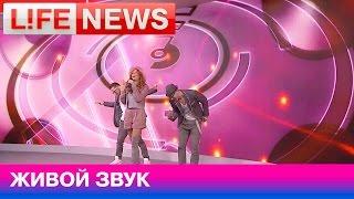 Анастасия Стоцкая в студии LifeNews