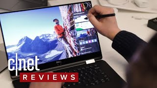 Dell XPS 15 2-in-1 first look: A hybrid inside and out