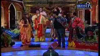 Opera Van Java 576 Tema Kerajaan China