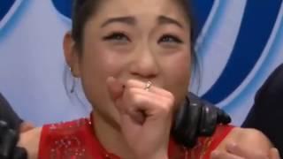 2018 Figure skater Mirai Nagasu's Emotional Victory
