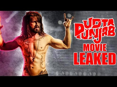 Udta Punjab Full Movie LEAKED Online