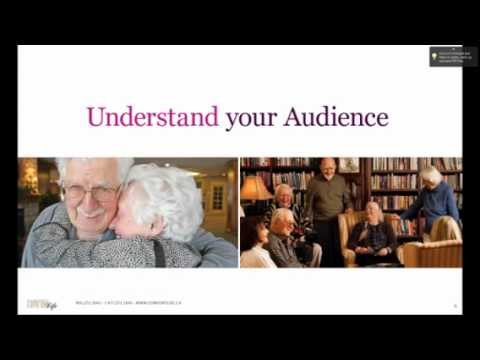 What works in advertising for retirement communities