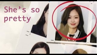 Pre-debut Jennie Kim #BlackPink You might have not seen before