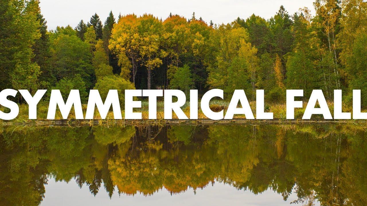 symmetrical fall photography photo walk youtube