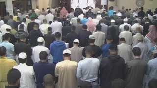 Taraweeh Prayer - Day 3: Qari Zakaullah Saleem & Qari Ahsan Hanif