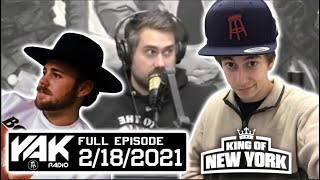 Is Lil Sas The King Of New York? | Full Episode 2-18-2021