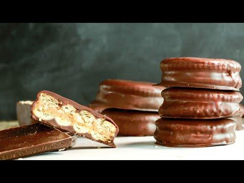No-Bake Peanut Butter Sandwich Cookies