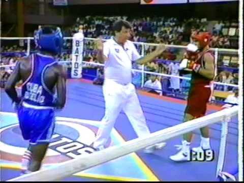 1991 Pan American Games in Havana, Cuba (part 1)