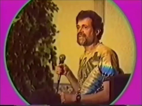 Terence McKenna - Voice of the Mushroom