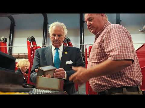 Governor McMaster Tours Horry Georgetown Technical College's Advanced Manufacturing Center