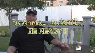 Firework Safety with Fire Marshal Bob