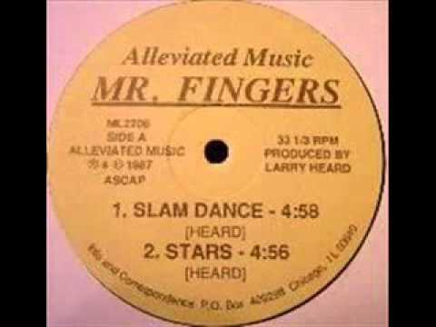 Mr Fingers – Slam Dance (1987 US)